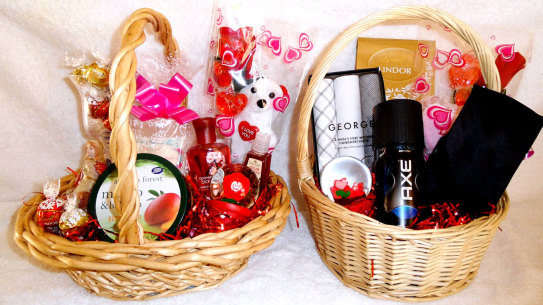 Gift Baskets for boys and girls