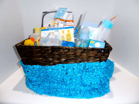 Custom Crafted Gift Baskets